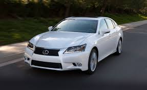 lexus sedan gs 2013 lexus gs450h hybrid test u2013 review u2013 car and driver