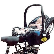 siège vélo pour bébé a vélo avec bébé des enfants des escapades