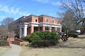Ole Miss Campus Map Student Housing Hefley