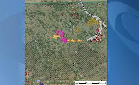 Fgcu Map Brush Fire Burns Estimated 300 Acres In Collier County