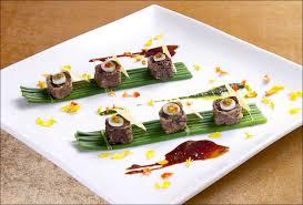 dressage des assiettes en cuisine petits trains de gourmandises sur rivières de visions gourmandes