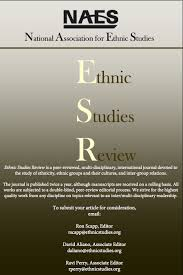 What Are Double Blind Studies Ethnic Studies Review Journal Naes