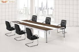 Office Meeting Table High Quality Conference Table Hy H01 China Hongye Shengda Office