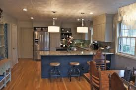 How To Color Kitchen Cabinets - painting kitchen cabinets and brick lighten up a kitchen