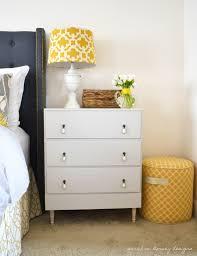 sarah m dorsey designs second dresser nightstand finished