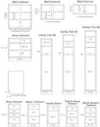 Cabinet Door Dimensions Kitchen Cabinet Door Sizes Standard Pathartl
