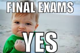 College Finals Meme - how to conquer college finals week