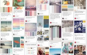 Pinterest Color Schemes by Choosing A Colour Scheme For Your Business Website