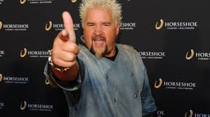 fieri s thanksgiving will include six turkeys and so much