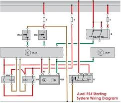 rs4 starting system wiring diagram