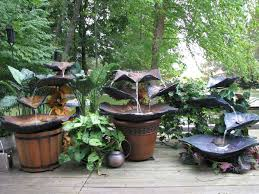 25 beautiful homemade water fountains ideas on pinterest