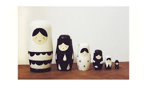 russian nesting dolls nesting dolls 6 piece set zoom