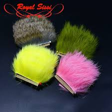 arctic fox tails 4 39 waters west fly fishing outfitters wifreo fox tail hair for tube fly jig streamer fly tying material