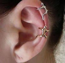 cool earring 1pcs cool silver climbing climber ear cuff helix