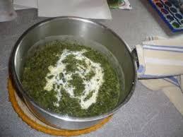 cuisiner le pissenlit très vieille recette de pissenlit cuit