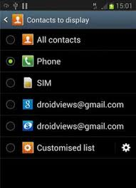 contact sync android how to sync contacts on android with gmail account