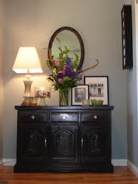 Narrow Entryway Table by Elegant Interior And Furniture Layouts Pictures Narrow Entryway