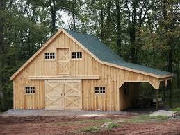 Barn Roofs by Amish Built Modular Horse Barns