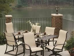 Cast Aluminum Furniture Manufacturers by High End Outdoor Furniture Manufacturers Home Design