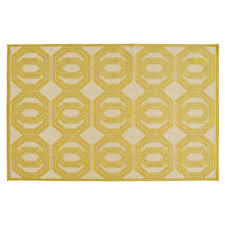 Yellow And Grey Outdoor Rug Outdoor Rugs Outdoor Rugs Doormats Outdoor One