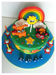 10 best moshi cake images on pinterest kid cakes monster cakes