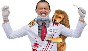 Ms Krueger Halloween Costume Blog Peta Selling Halloween Costume Cecil Lion Mauling Dentist