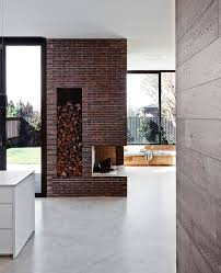 fireplace design idea 6 different materials to use for a