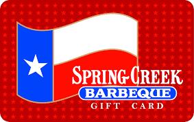 photo gift cards gift cards creek bbqspring creek bbq
