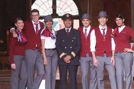 air canada rouge airline launch new flight attendant fashion