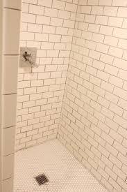 flooring shower floor tile mosaic repair kits grey clean bali