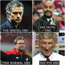 Premier League Memes - premier league manager nicknames