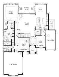 Open Floor Plans The Way We Live Today - Floor plans for open plan kitchen family room