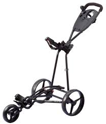 golf push carts three wheel and four wheeled golf bag carts at
