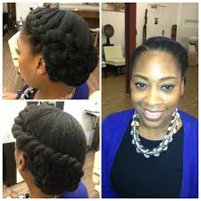 image result for wedding hairstyles for black women natural hair