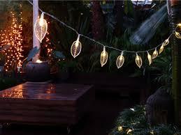 Solar Fairy Lights Australia by Solar Fairy Light Leaves The Fairy Light Shop