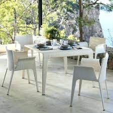 modern outdoor dining table modern outdoor dining furniture black patio furniture dining table