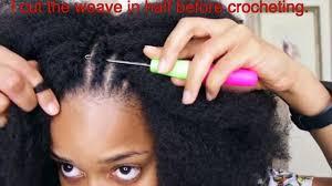 cuban twist hair how to crochet braid hair tutorial w cuban twist weave video
