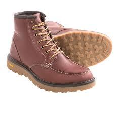 danner lace work boots moc toe for men in brown p 7985u 01 1500 2 jpg