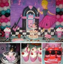 Rock And Roll Party Decorations 87 Best Rock And Roll Party Images On Pinterest Birthday Party