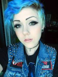 ugly lil mermaid punx hair pinterest awesome hair dream