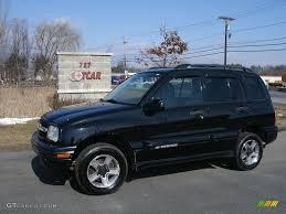 Car Picker Black Chevrolet Tracker