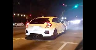 honda civic type r white 2017 civic type r chionship white spotted in socal 2016