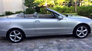 2005 mercedes benz clk320 cabriolet for sale by auto europa naples