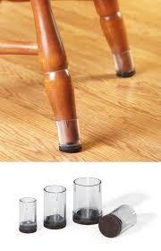 table leg floor protectors amazon com chair leg floor protectors 36 pc home kitchen attractive