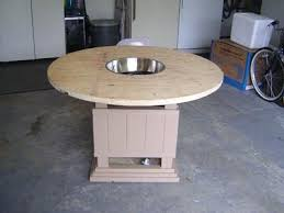how to build a fire pit table diy table fire pit build fire pit table build propane table fire pit