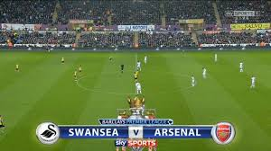epl matchday 11 futbol english premier league swansea city vs arsenal fc 09 11 2014