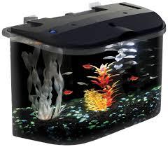 Canopy On Sale by Fish Tank Tetra Waterfall Globe Aquarium Kit Alln One Fish Tank