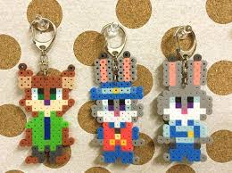 507 best perler keychains images on pinterest bead patterns