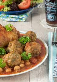 cuisiner des boulettes de viande tajine aux boulettes de viande hachée épinards amour de cuisine