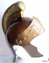 plastic roman helmet b